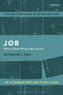 Image for Job  : where shall wisdom be found?