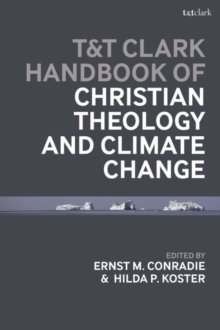 Image for T&T Clark handbook of Christian theology and climate change