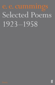 Image for Selected poems 1923-1958