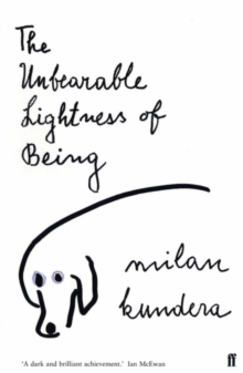 Image for The unbearable lightness of being