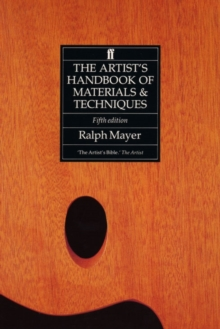 Image for The artist's handbook of materials and techniques