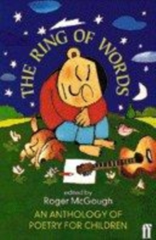 Image for The ring of words  : an anthology of poetry for children