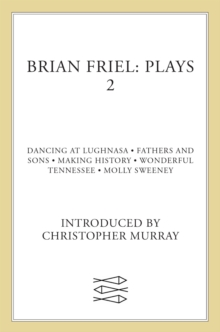 Image for Brian Friel  : plays two