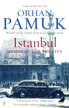 Image for Istanbul  : memories of a city