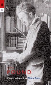 Image for Ezra Pound  : poems
