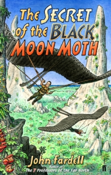 Image for The secret of the black moon moth