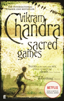 Image for Sacred games
