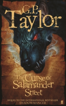 Image for The curse of Salamander Street