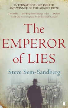 Image for The emperor of lies