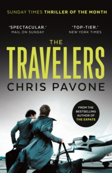 Image for The travelers: a novel