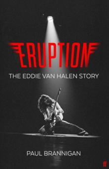 Image for Eruption  : the Eddie Van Halen story