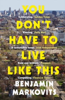 Image for You don't have to live like this  : a novel