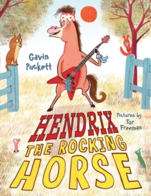 Image for Hendrix the rocking horse
