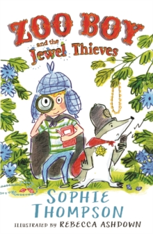 Image for Zoo boy and the jewel thieves  : a story with songs ...