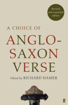 Image for A choice of Anglo-Saxon verse