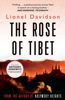 Image for The rose of Tibet