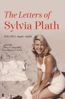 Image for Letters of Sylvia PlathVolume 1
