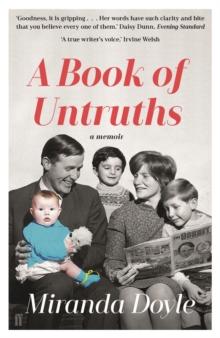 Image for A book of untruths  : a memoir