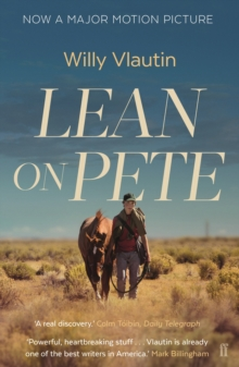 Image for Lean on Pete  : a novel