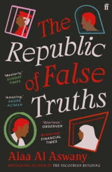 Image for The republic of false truths