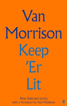 Image for Keep 'er lit  : new selected lyrics