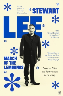 Image for March of the lemmings  : Brexit in print & performance 2016-2019
