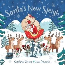 Image for Santa's new sleigh