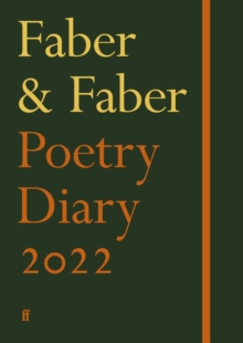 Image for Faber Poetry Diary 2022