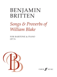 Image for Songs and Proverbs of William Blake