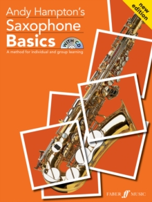 Image for Andy Hampton's saxophone basics  : a method for individual and group learning