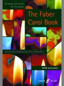 Image for The Faber Carol Book : SATB