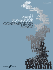 Image for The Piano Songbook: Contemporary Songs