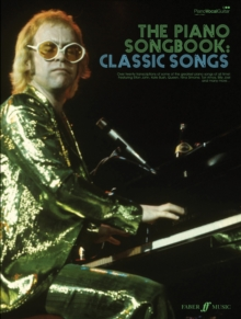 Image for The Piano Songbook: Classic Songs