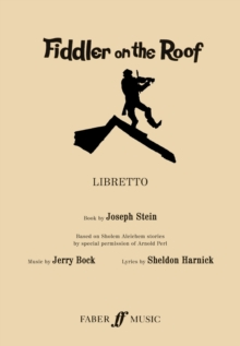 Image for Fiddler on the roof  : libretto