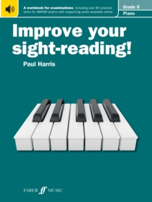 Image for Improve your sight-reading! Piano Grade 6
