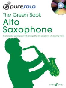 Image for PureSolo: The Green Book Alto Saxophone
