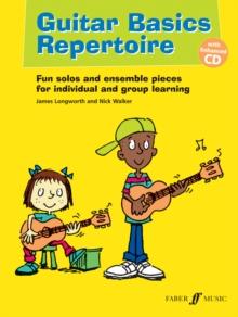 Image for Guitar Basics Repertoire