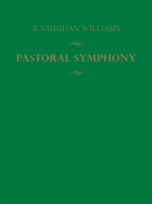 Image for Pastoral Symphony (No. 3) (score)