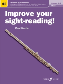 Image for Improve your sight-reading! Flute Grades 4-5