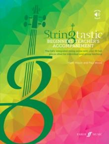 Image for Stringtastic Beginners: Teacher's Accompaniment