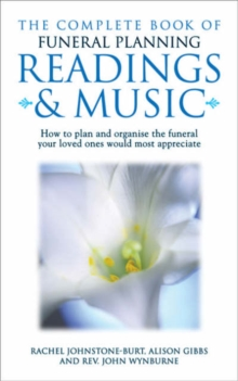 Image for Readings & music  : the complete book of funeral planning