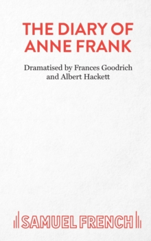 Image for The diary of Anne Frank  : in two acts