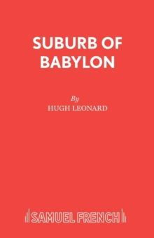 """Image for Suburb of Babylon : Containing """"Time of Wolves and Tigers"""", """"Nothing Personal"""" and """"Last of the Last of the Mohicans"""""""