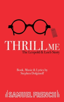 Image for Thrill me  : a musical