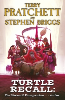Image for Turtle recall  : the Discworld companion ... so far