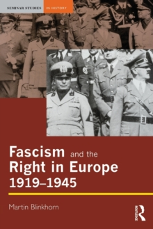 Image for Fascism and the right in Europe, 1919-1945