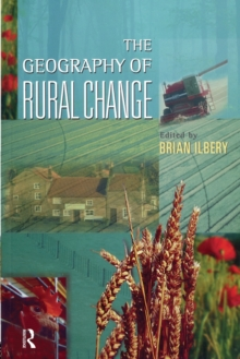 Image for The geography of rural change