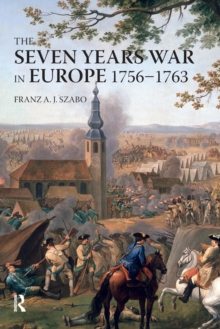 Image for The Seven Years War in Europe, 1756-1763
