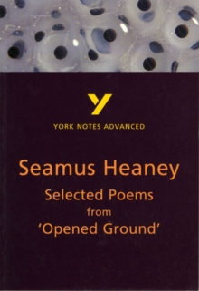 Image for Selected poems from Opened ground, Seamus Heaney  : note