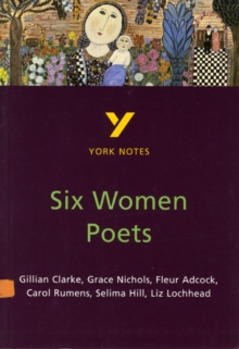 Image for Six women poets  : notes